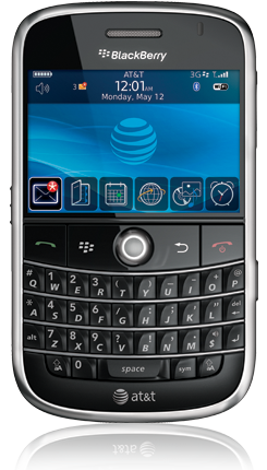 blackberry9000-FrontView